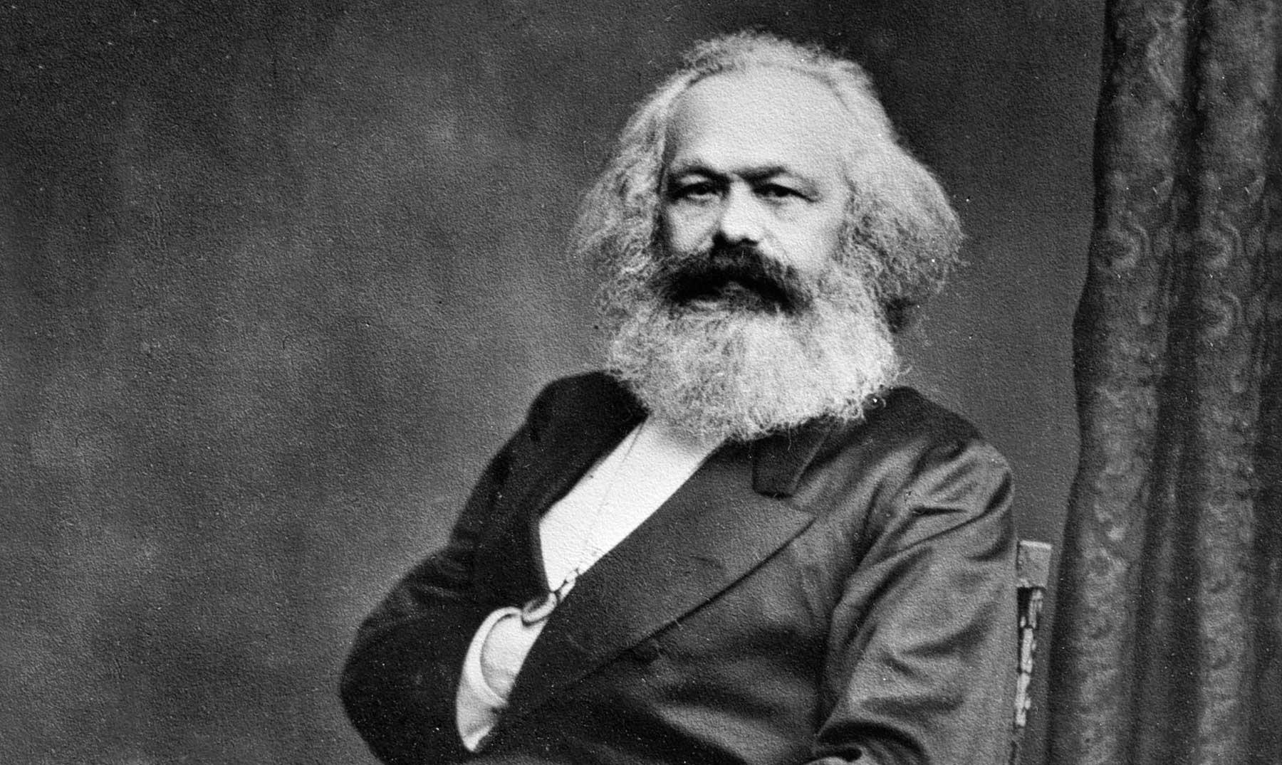 Marx y su concepción materialista de la historia