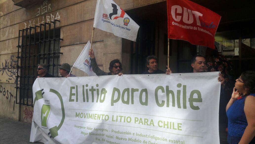 Exigen a la Comisión Chilena de Energía Nuclear no autorizar a Soquimich el aumento de la cuota del litio