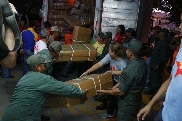 Distribuyen insumos médicos en hospitales de Venezuela