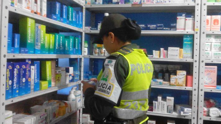 Mayoría de medicamentos incautados en Colombia provienen de Venezuela