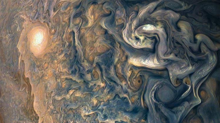 Nuevos estudios revelan lo que no sabíamos sobre Júpiter