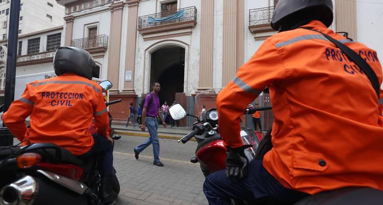 241 templos religiosos  venezolanos son resguardados en Semana Santa