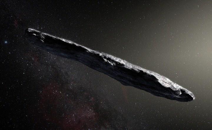 El extraño objeto 'Oumuamua probablemente venía de un sistema estelar binario