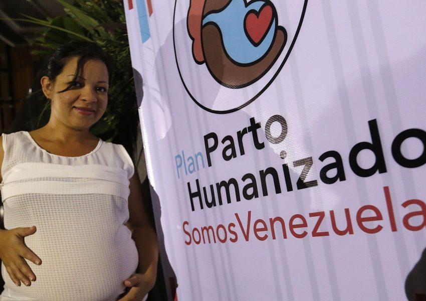 Venezuela: Aprueban Ley para la Promoción y Protección delParto Humanizado