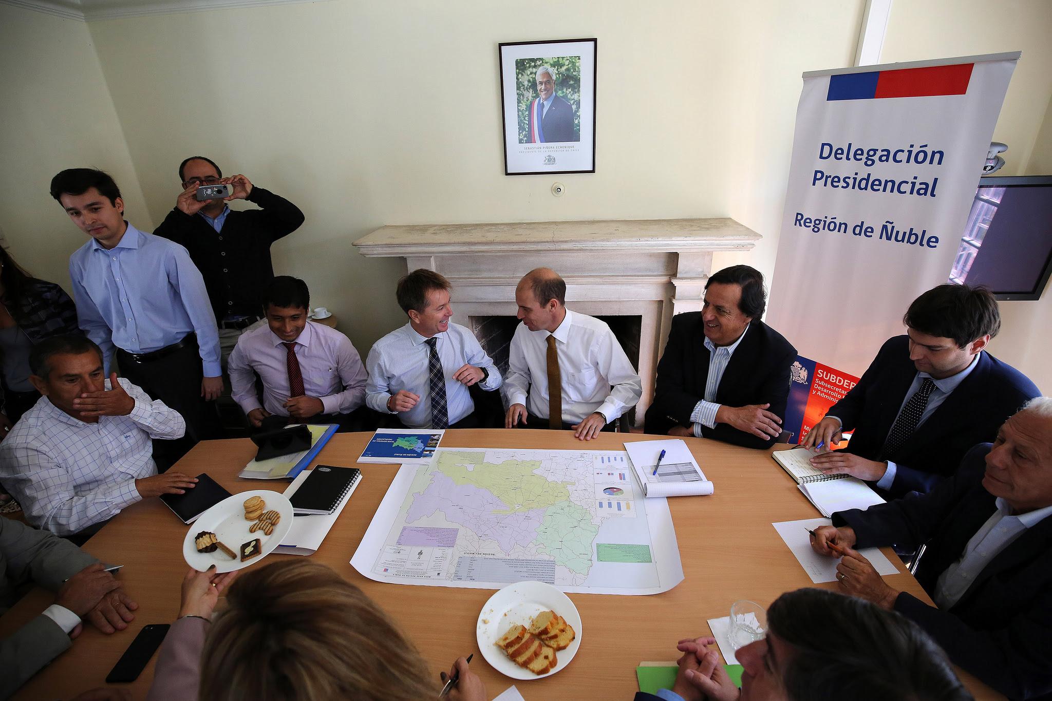 Subdere ratifica proceso de instalación de la nueva Región de Ñuble para este año