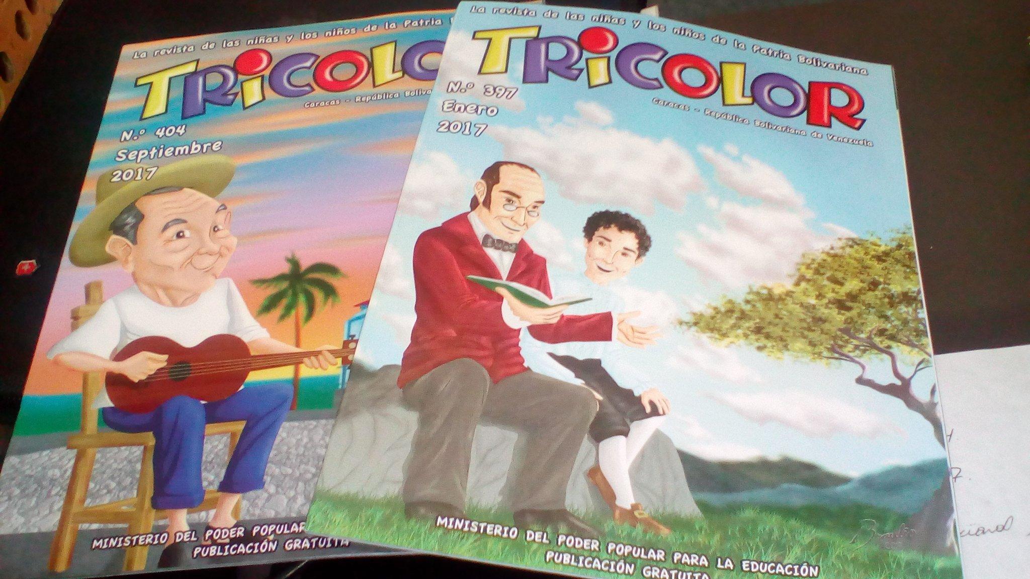 Feliz Cumpleaños #69 Revista Tricolor