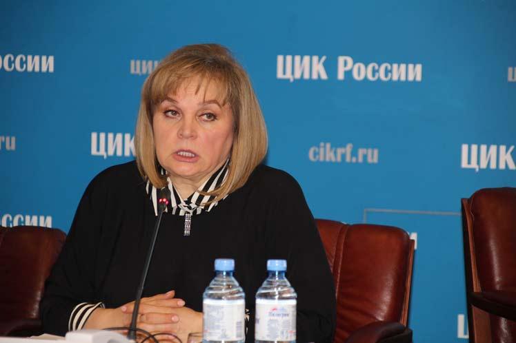 Comisión electoral Rusa se mantendrá alerta ante cualquier sabotaje