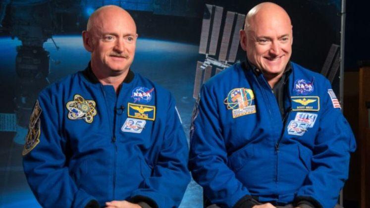 Después de un año en el espacio, los genes de Scott Kelly ya no son iguales a los de su gemelo idéntico