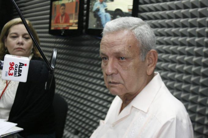 Fallece editor revolucionario Manuel Vadell