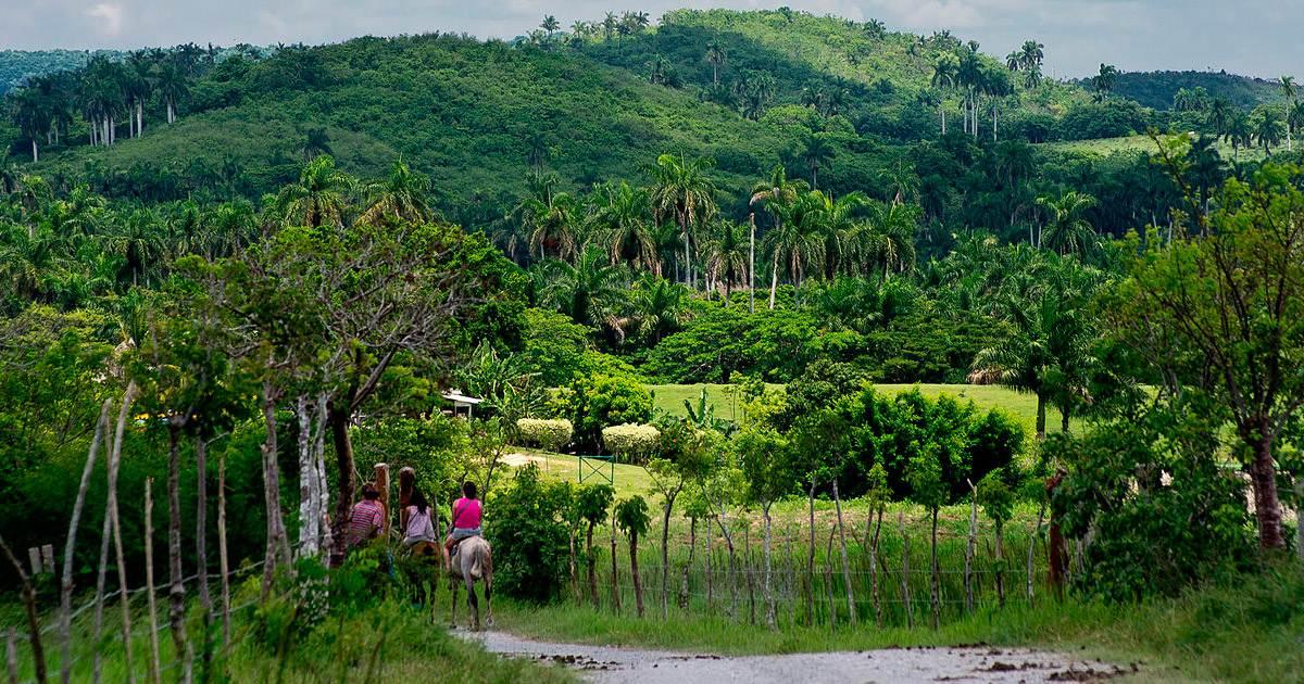 Territorios cubanos con nombres indígenas