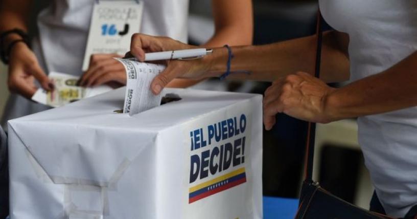Elecciones en Venezuela: Gobierno y oposición piden a la ONU el envío de una misión observadora