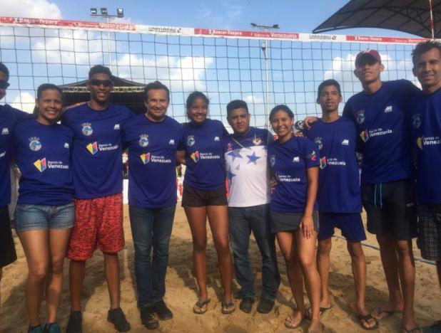 Venezuela: III temporada de Liga Nacional de Voleibol arrancó en Guárico