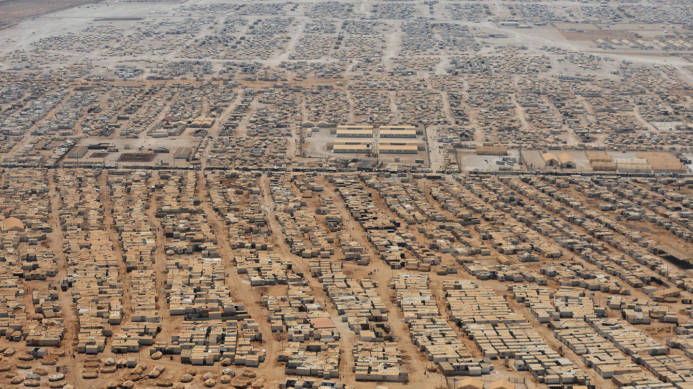 Panamá donará insumos deportivos al campo Zaatari