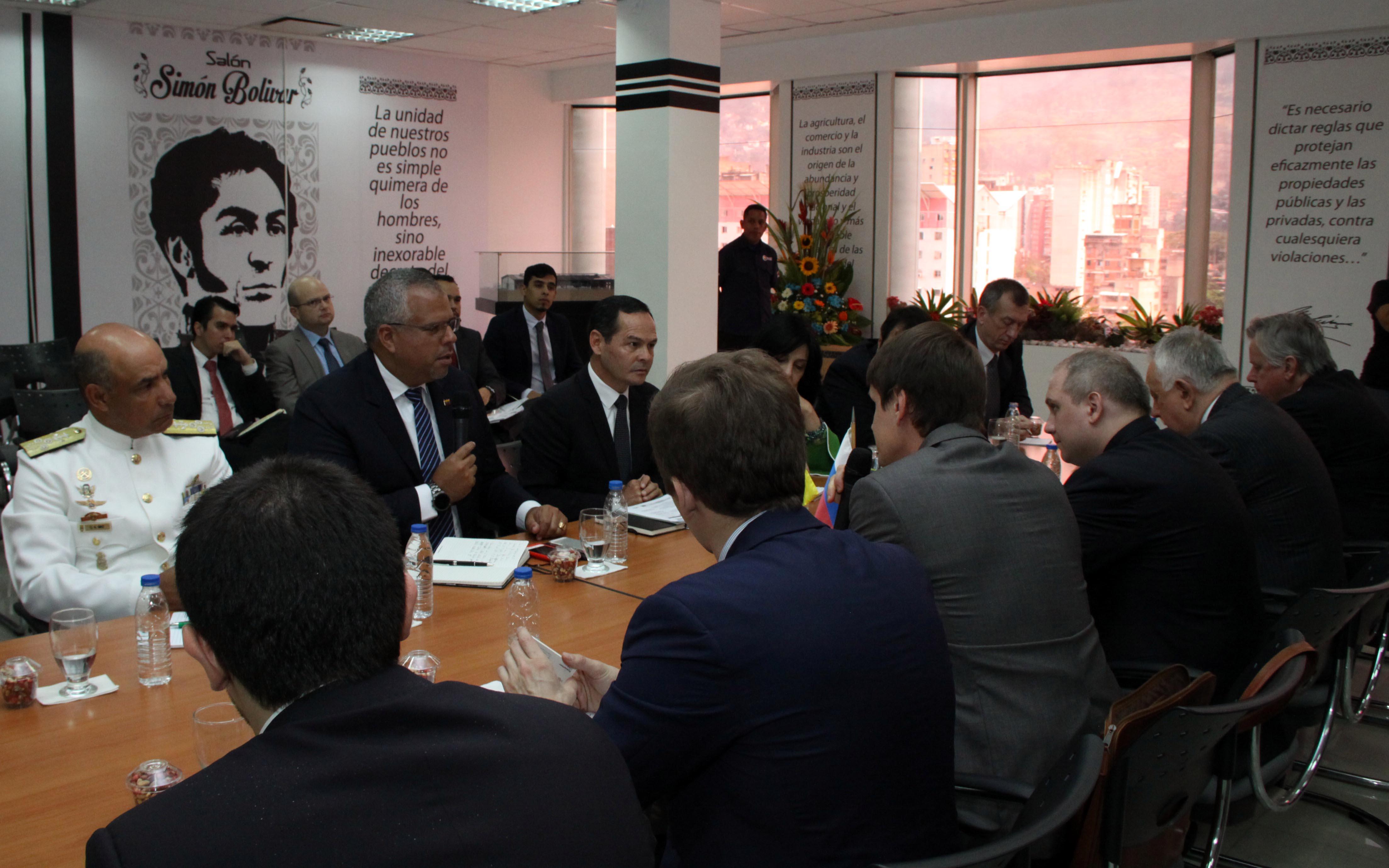 Venezuela propuso a Rusia cancelar parte de sus compromisos con petros