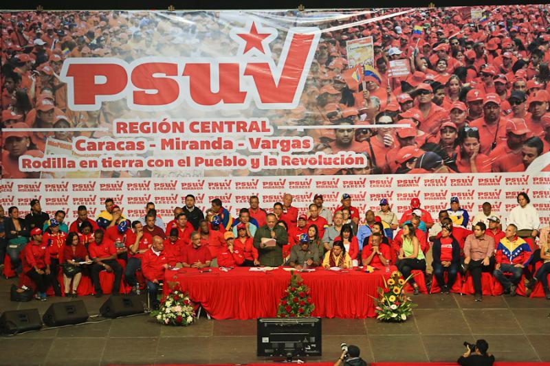 PSUV respalda suspensión de relaciones económicas y financieras con Panamá