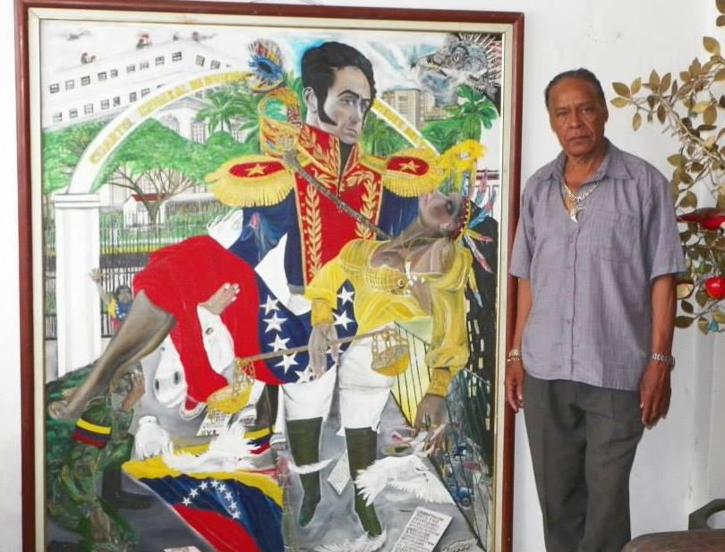 Enry Mariño: La Revolución Bolivariana es un proceso inédito en el mundo entero