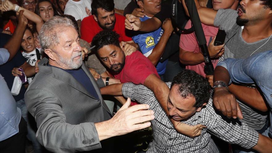 Tribunal ordena confiscar los bienes de Lula da Silva