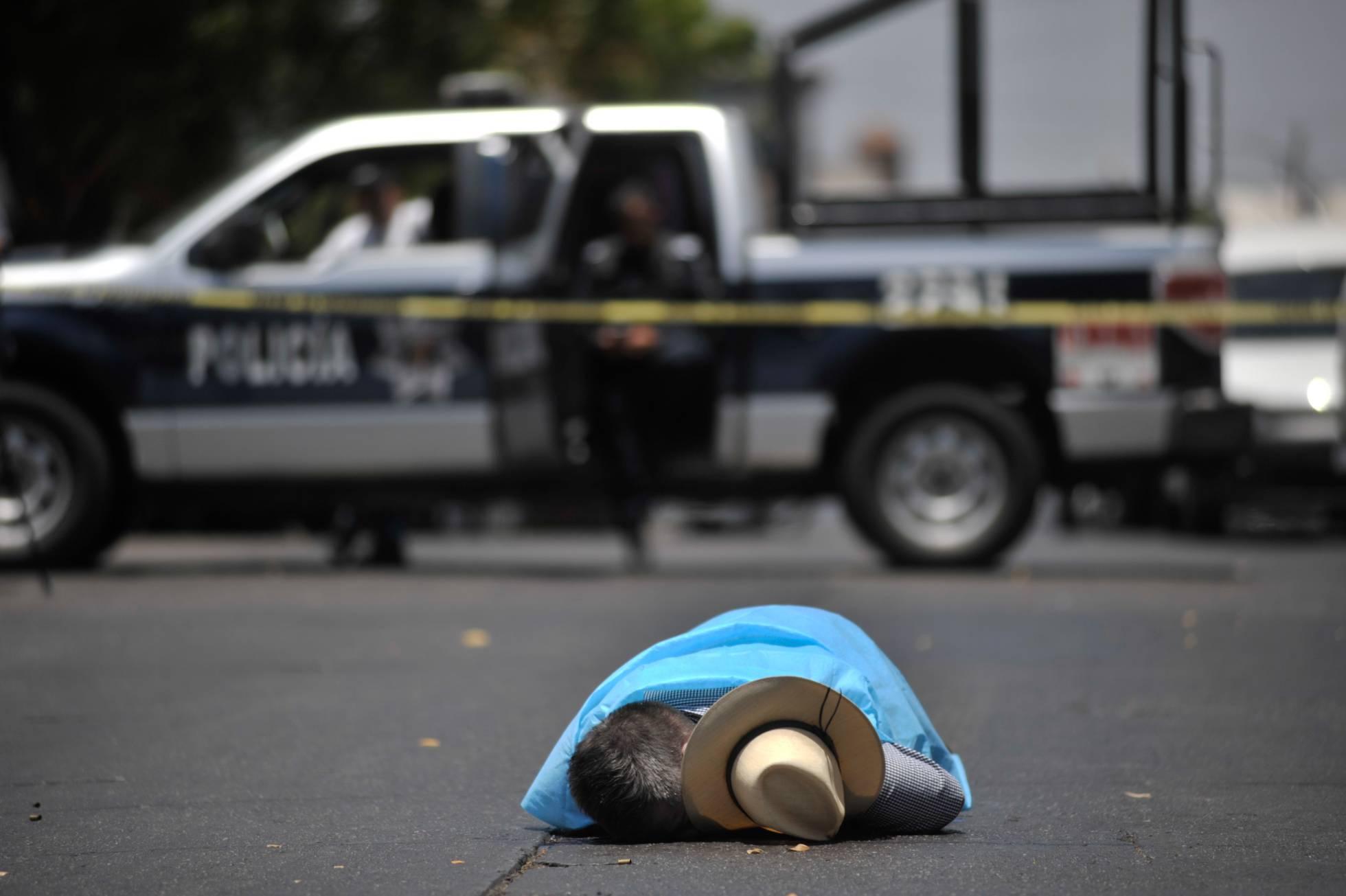 Detenido el presunto asesino del periodista Javier Valdez en México