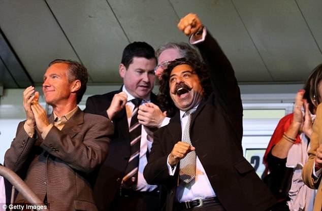 Era lavaplatos y hoy es el multimillonario que podría comprar Wembley