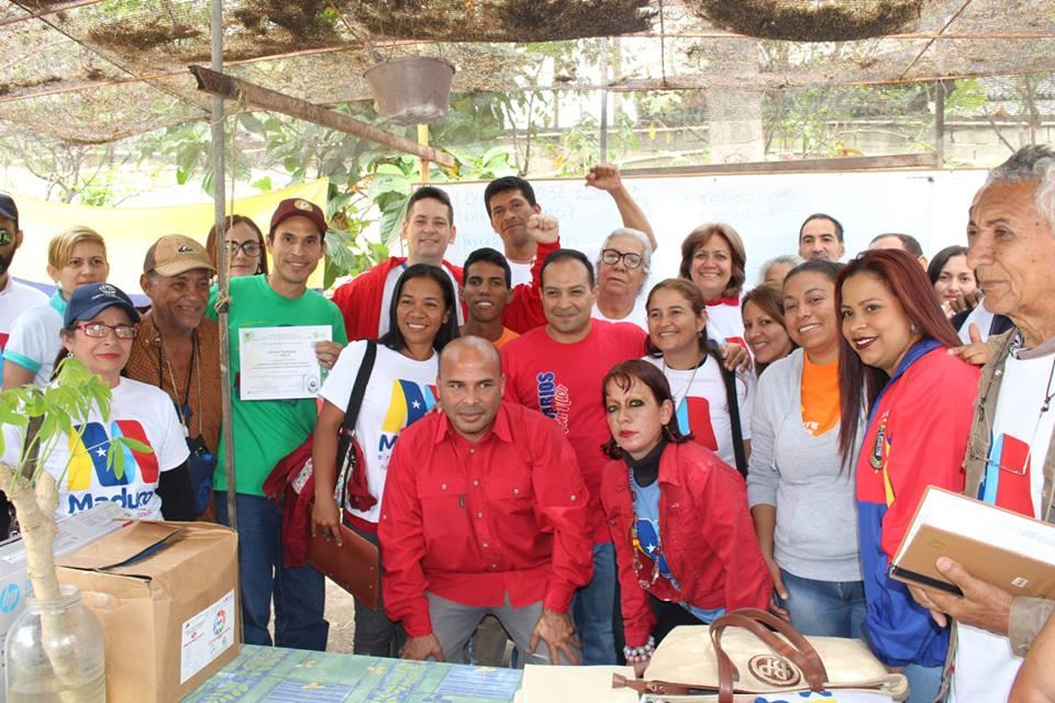Venezuela imparte formación Básica en Agricultura Urbana para impulsará producción nacional de alimentos