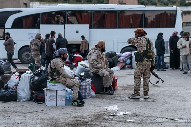 Bélgica propone buscar con Rusia solución al conflicto sirio