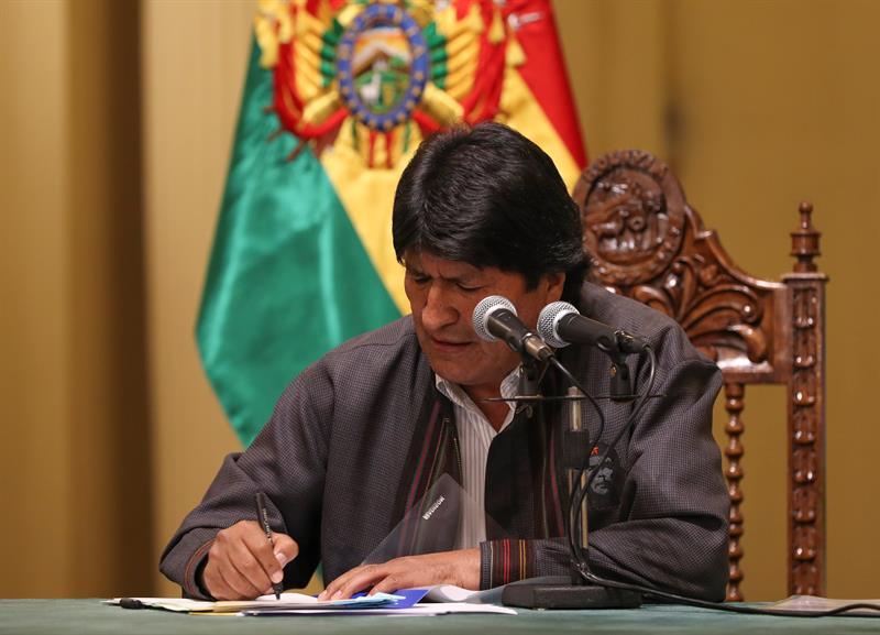 Gobierno y sindicatos bolivianos acuerdan aumento salarial de 5,5%