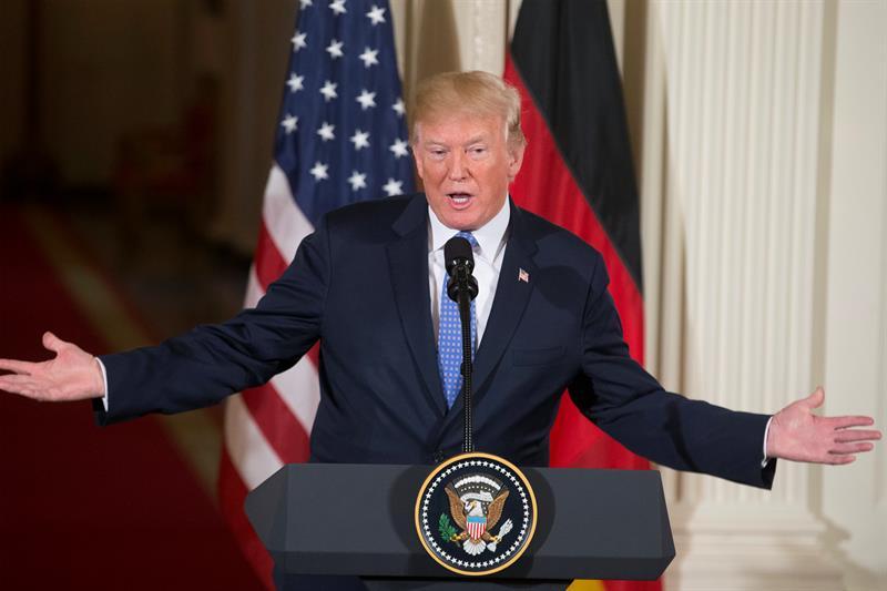 Corea del Sur propone a Trump para premio Nobel de la Paz