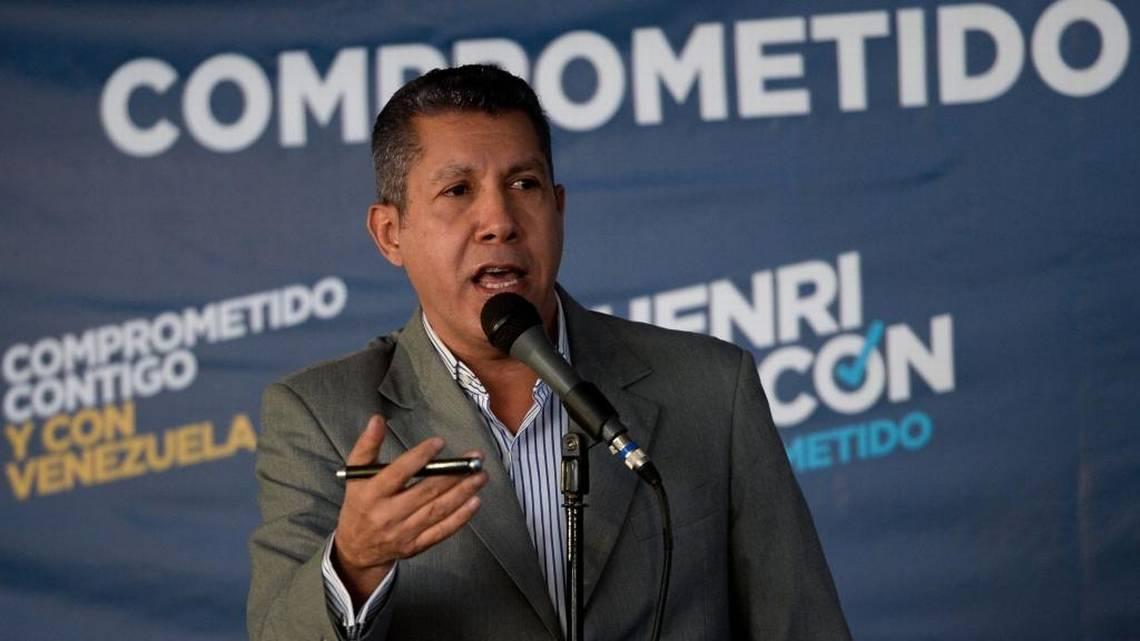 Henri Falcón descarta retiro de candidatura a la presidencia en Venezuela