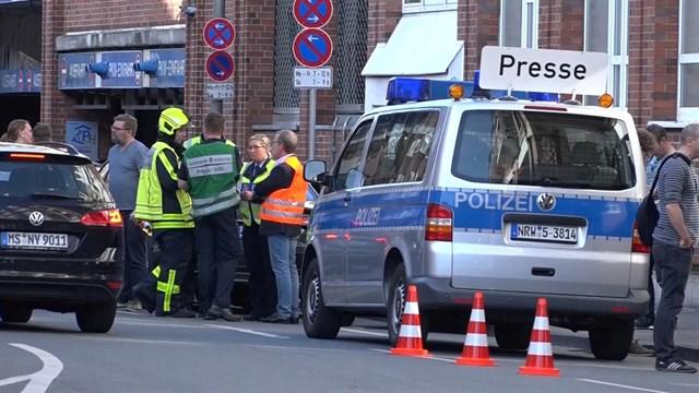 Arrollamiento masivo en Alemania, deja al menos tres muertos y decenas de heridos.