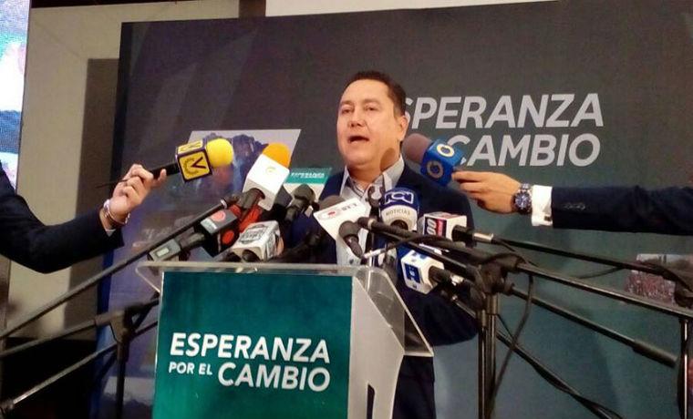 """Javier Bertucci : """"El llamado a la abstención es egoísta"""""""