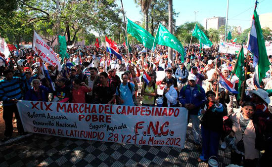 Movimientos convocan jornadas en varios países por el Día de La Lucha Campesina