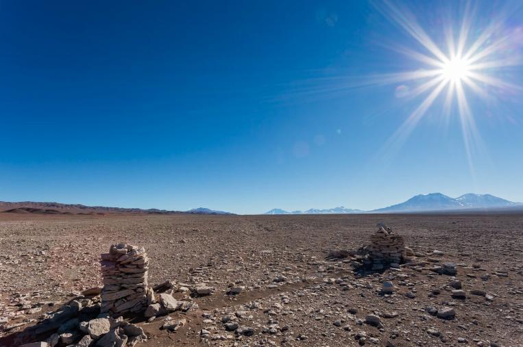 Investigadores identifican calendario incaico en el desierto de Atacama