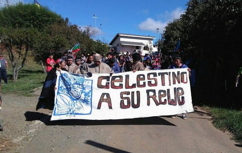 Rechazan recurso interpuesto por el INDH en representación de Celestino Córdova