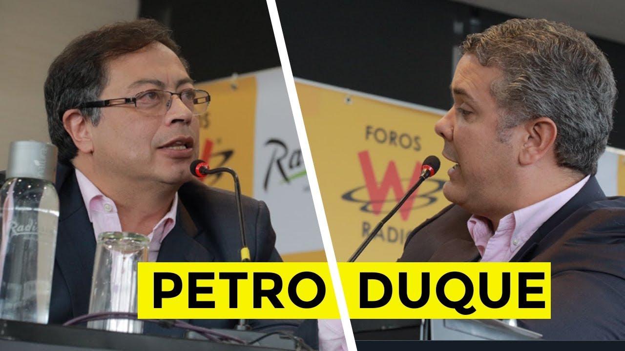 Estudio CELAG: Colombia se polariza en la carrera presidencial de Iván Duque y Gustavo Petro