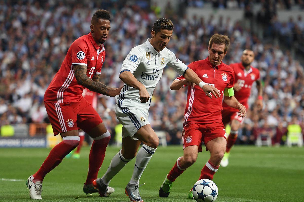 Dos titanes se miden en la semifinal de la Champions League