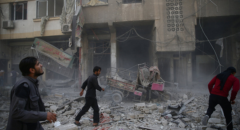 Siria: Damasco anuncia acuerdo con Yeish al Islam