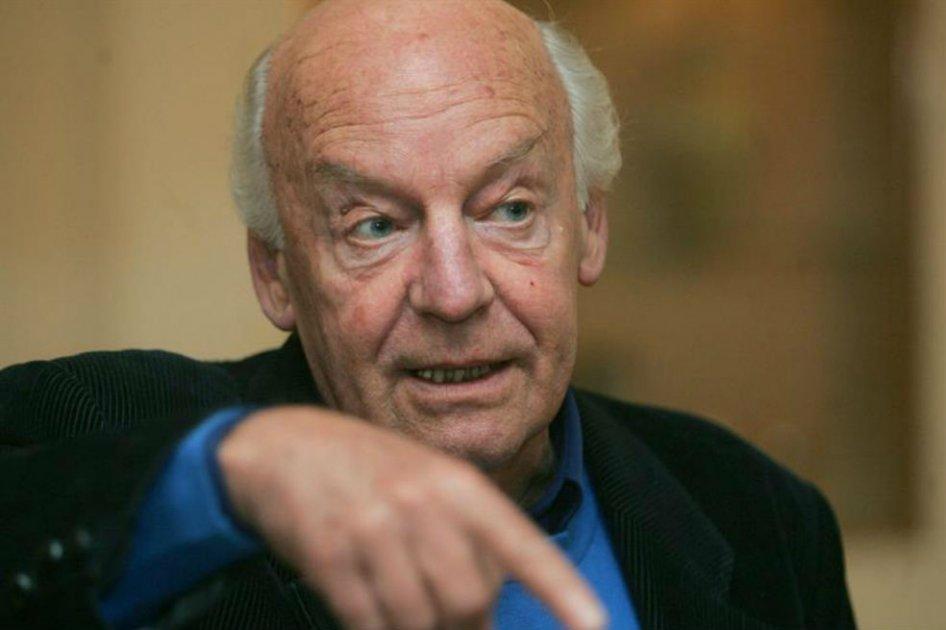 Eduardo Galeano: un hombre clave para la izquierda americana