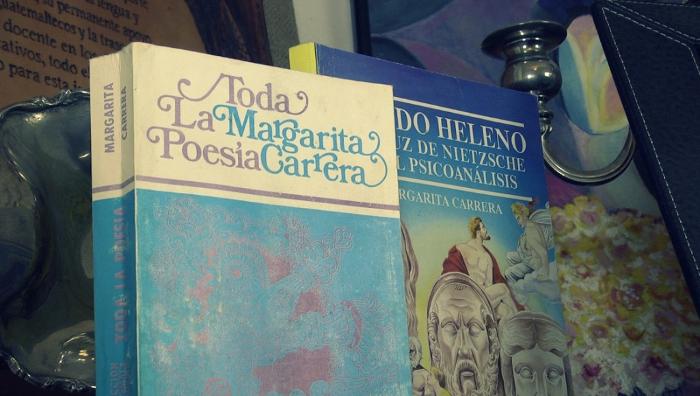 Falleció la escritora guatemalteca Margarita Carrera