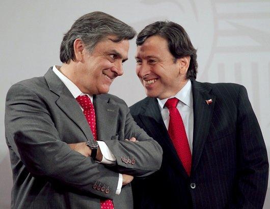 Ex ministro Laurence Golborne se integra al directorio de SQM junto a Hernán Büchi y Alberto Salas