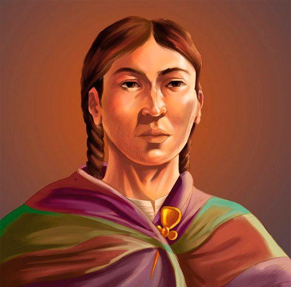 Mujer indigena es reivindicada en billete boliviano