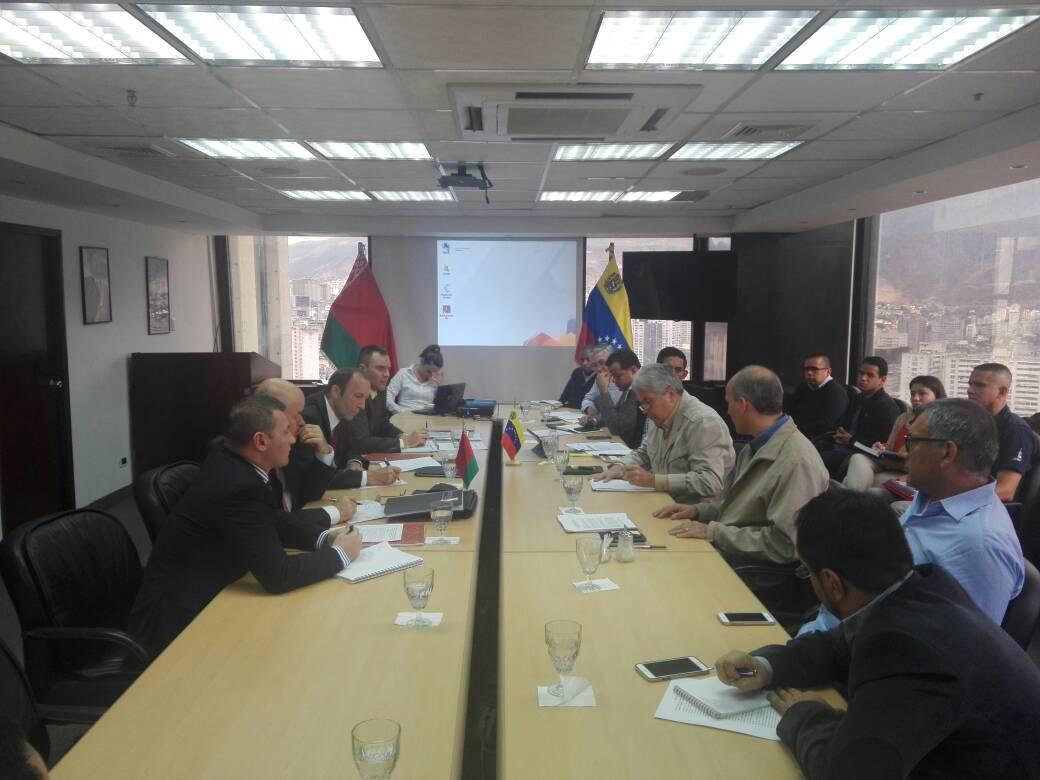 Venezuela y Belarús fortalecen acuerdos de cooperación