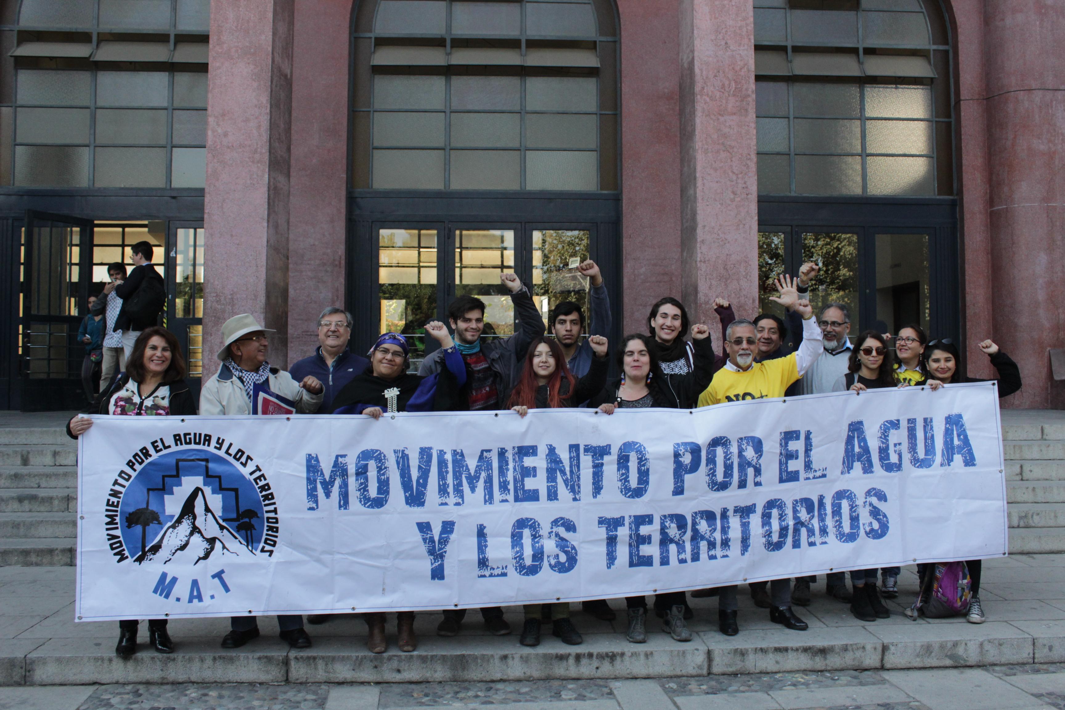 ¡A derogar el Código!: Movimientos sociales convocan a la VI Marcha Plurinacional por el Agua