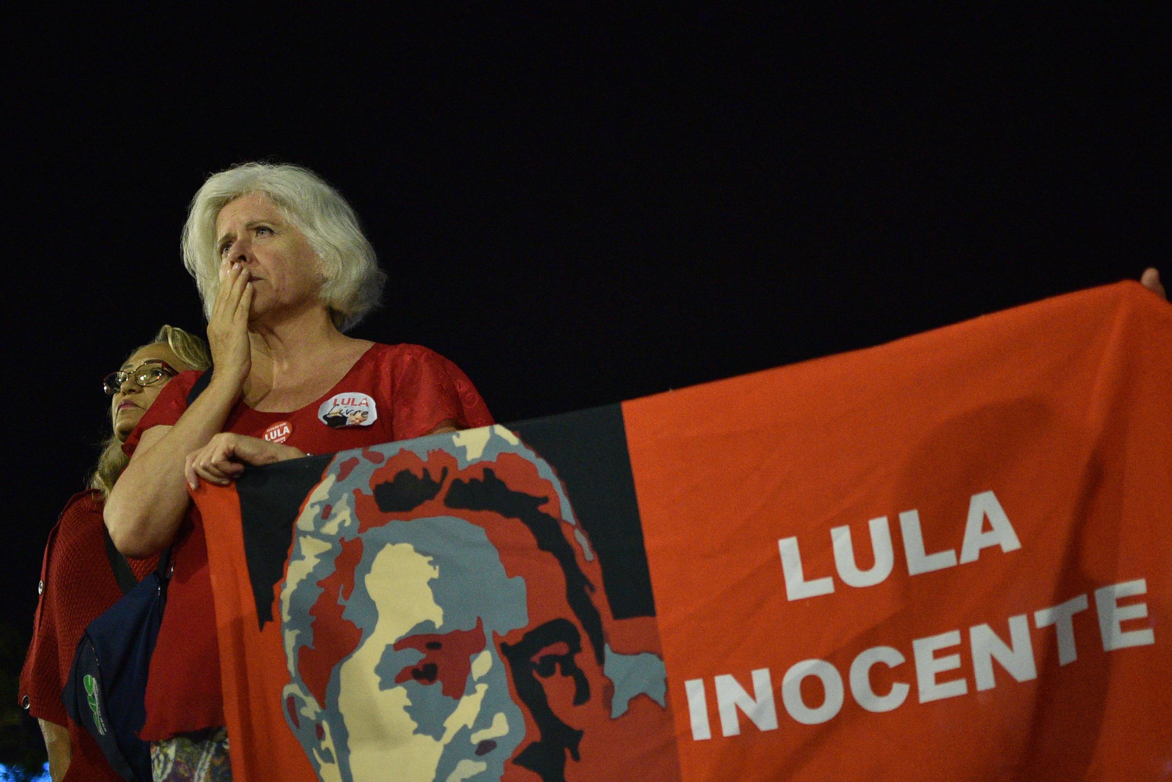 Venezuela se solidariza con Lula Da Silva