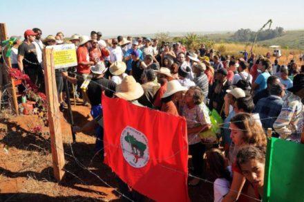 MST vuelve a impulsar movilizaciones para promover una reforma agraria en Brasil