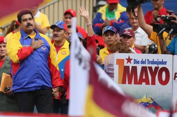 Trabajadores de Venezuela marcharán el primero de mayo