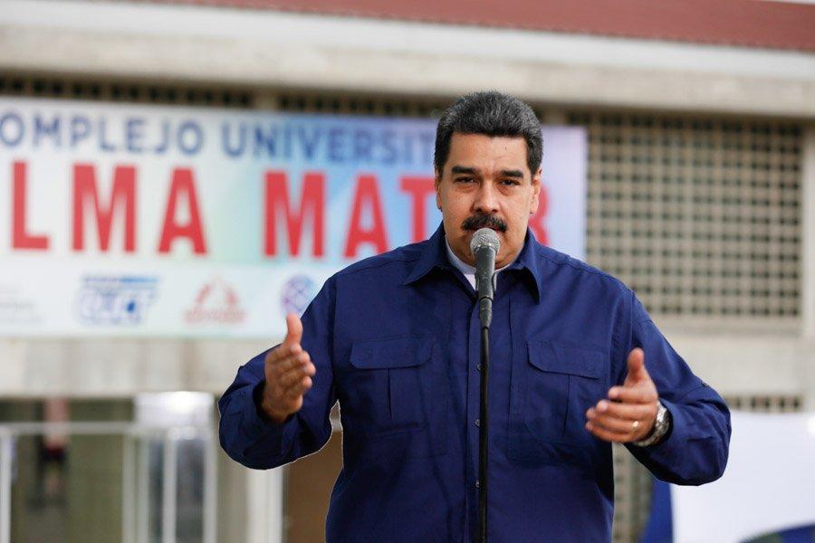 Maduro: Venezuela celebró una Semana Santa sin sabotajes de la derecha