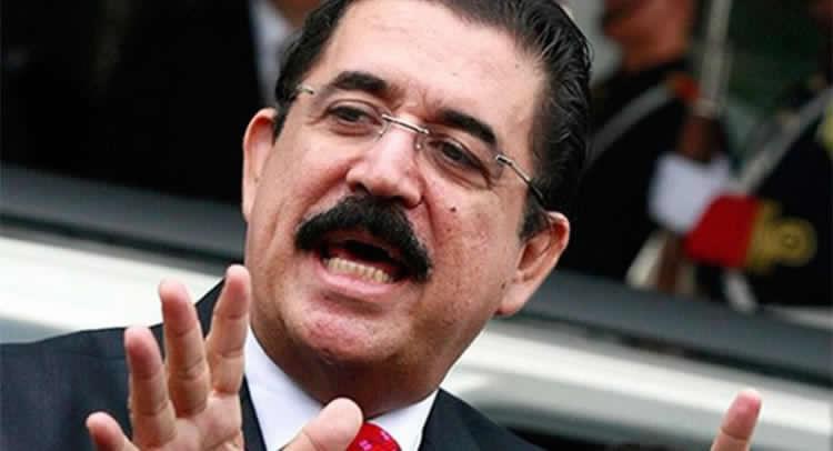 Partido hondureño Libre reelige al ex presidente Manuel Zelaya como coordinador nacional