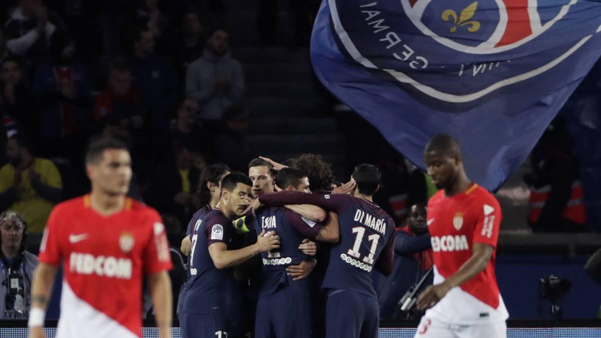 El AS Mónaco devolverá el dinero a sus aficionados luego de la derrota ante el PSG