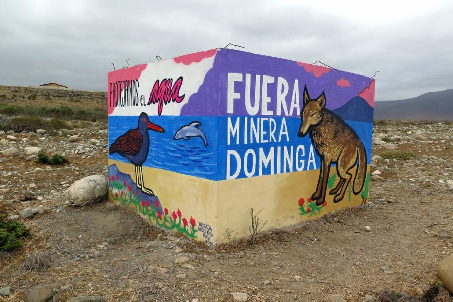 Tribunal Ambiental falla en favor de proyecto minero Dominga