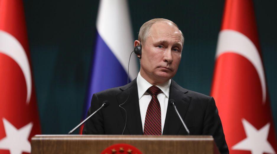 Putin responde a acusaciones de Londres